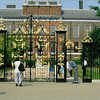 Kensington Palace where Princess Diana lived