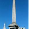 Statue at Trafalgar Square?