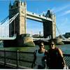 London Bridge on the River Thames
