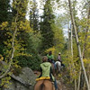 9.18.09 - Horseback trip<br /> (Photo from K.Johnson)