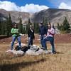 9.18.09 - group photo - Leigh, MaryKay, Ken and Kaleb<br /> (Photo: K.Johnson)