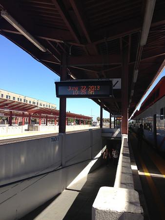 SF Train Trip
