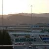 Freeways entering SFO