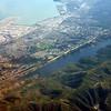 SF Water Dept. Reservoir west of  SFO