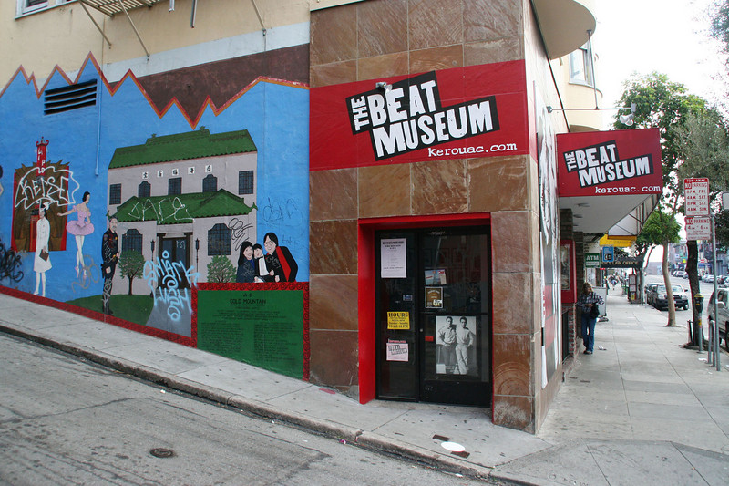 What is North Beach without a Beat Museum?