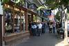 Cafe Intermezzo, Telegraph Ave.  Great eats.