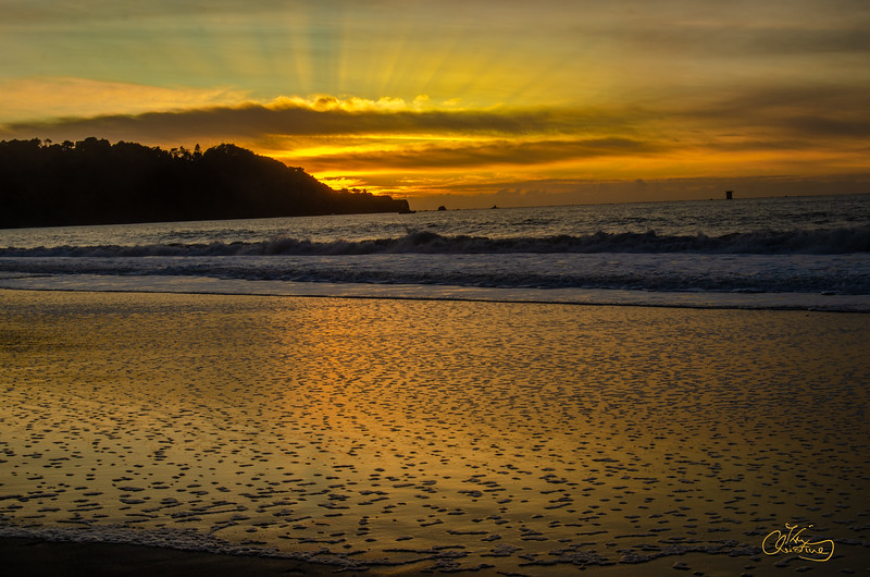 Low light photography workshop at Baker Beach on December 15, 2019 in San Francisco, California