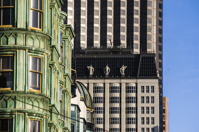 TRIFECTA: B of A, Dark Angels & Columbus Tower