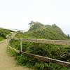 Muir Beach Overlook at Marin County.