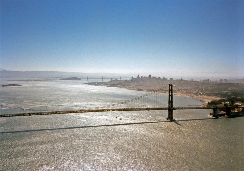 San Francisco August 1985