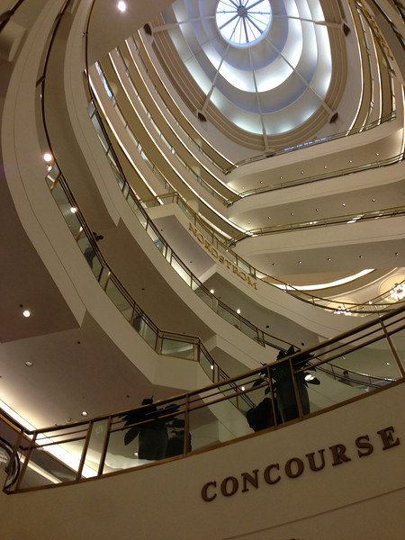8 story mall...incredible!