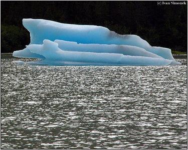 """""""SHAKES LAKE AFTERNOON"""", Alaska, USA.-----""""ODPOLEDNE U JEZERA SHAKES"""", Aljaska, USA."""