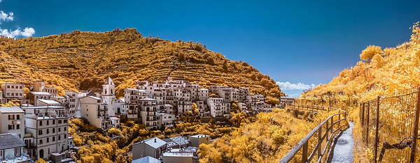 MANAROLA COLOR INFRARED