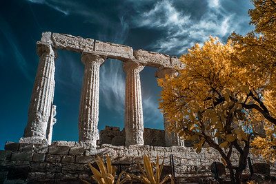 VALLEY OF TEMPLES INFRARED
