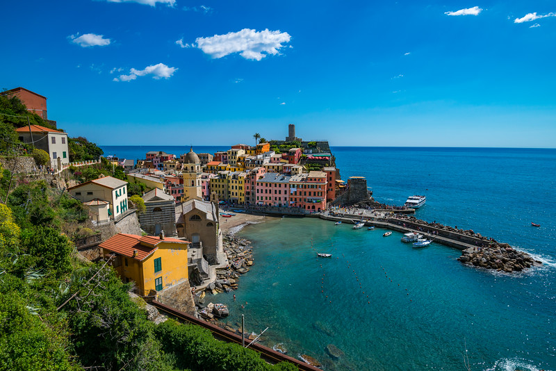 TRAIL TO VERNAZZA