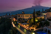 MOUNT ETNA TWILIGHT