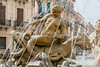 SQUARE IN SICILY