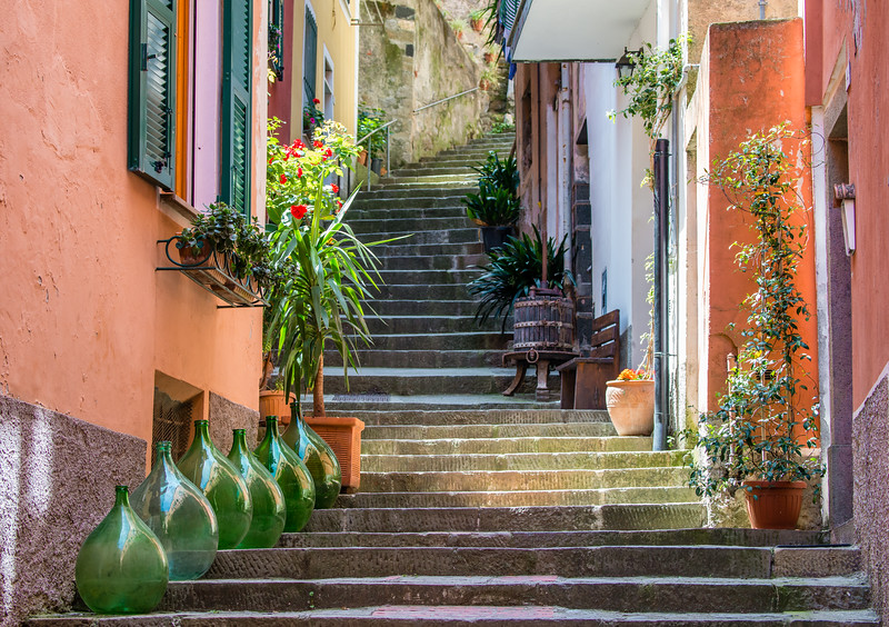 STAIRWAY TO HEAVENLY ITALY