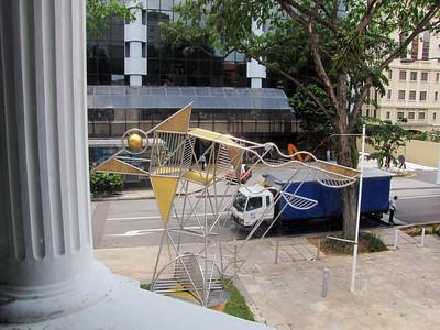 08-From the SAM, looking at Bras Basah Road