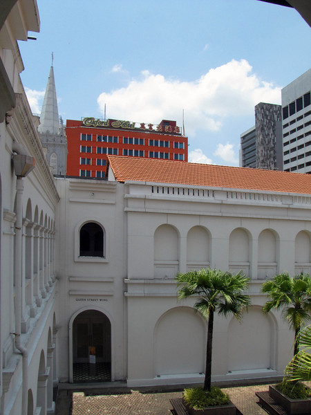 06-Singapore Art Museum courtyard