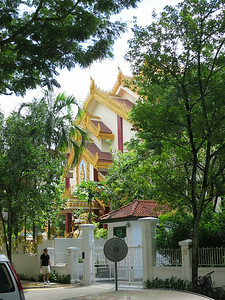 Burmese Buddhist Temple