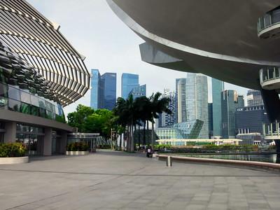 Singapore: Marina Bay and City Master Plan