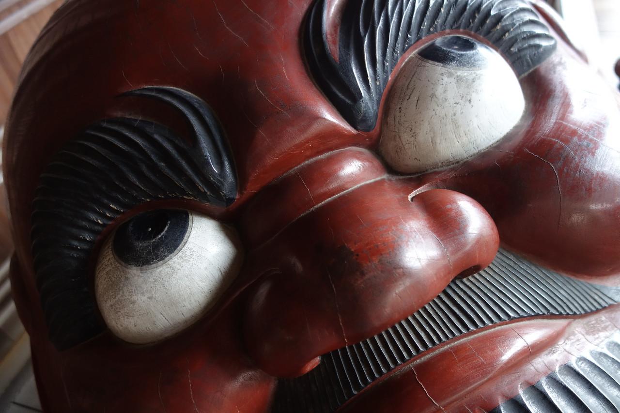 Daruma (Bodhidharma).