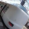 The train along the Japan Sea Coast to Kinosaki