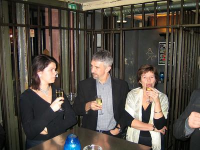 Styremøde - February 2005