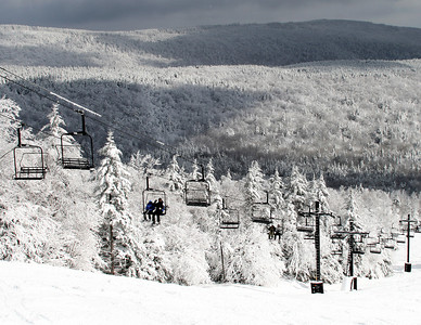 Snowshoe Mountain Resort (WV) -- Silver Creek ski area