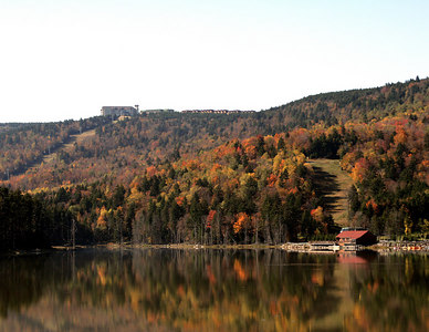 Snowshoe Mountain Resort (WV) -- Shaver's Lake and Soaring Eagle