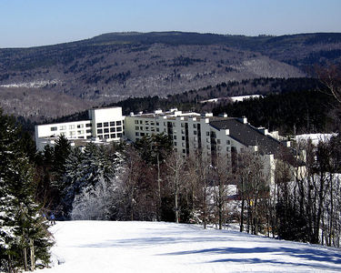 Snowshoe Mountain Resort (WV) -- Silver Creek Lodge