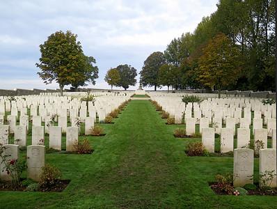 Serre Road No.2 Cemetery.