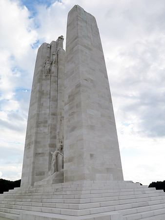 Canadian Memorial Vimy Ridge.