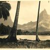 Vintage Moorea postcard (1922).