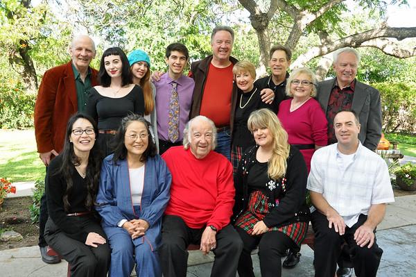 David's Christmas Party - 25 Dec 2014