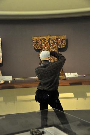 LACMA Japan Exhibit - 28 Dec 2014