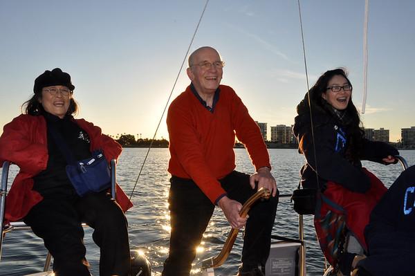 San Diego Sailing - 27 December 2014