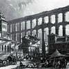 Segovia Aqueduct by David Roberts (1837).