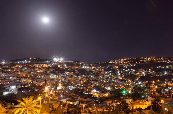 Jerusalem after Dark