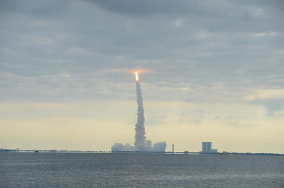 STS134 Launch - Florida - May 2011