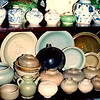 Antique Chinese export pottery.