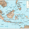 Sulawesi (Celebes) straddles the Equator in central Indonesia.