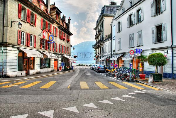 PLACE DE LANCIEN PORT-VEVEY, SWITZERLAND