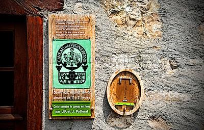 CAVEAU DES VIGNERONS-CULLY, SWITZERLAND