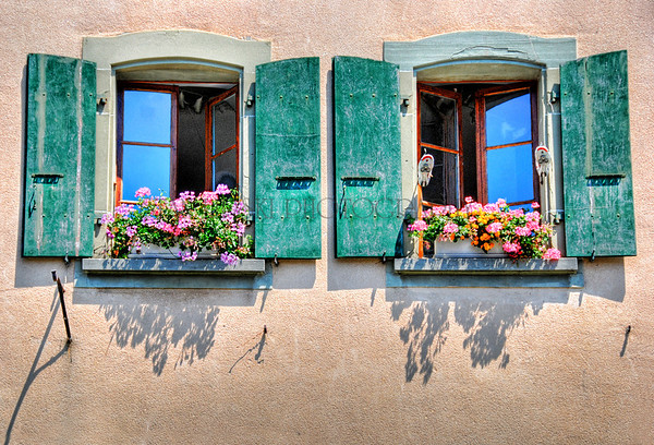 WINDOWS-EPESSES, SWITZERLAND
