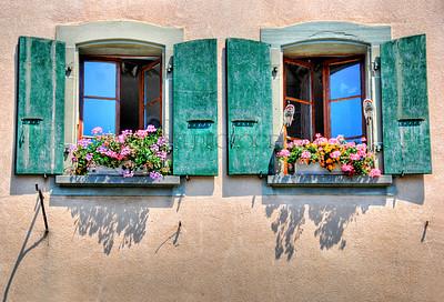 WINDOWS-EPESSES, SWITZERLAND