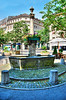 FOUNTAIN-VEVEY, SWITZERLAND