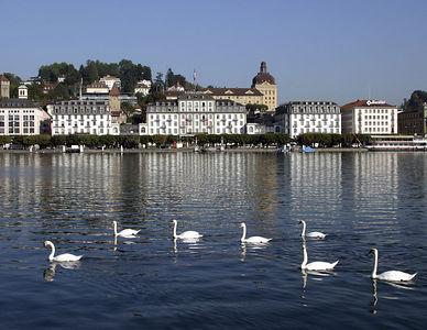 Lucerne -- Lake Lucerne