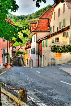 ROUTE DE LA CORNICHE-EPESSES, SWITZERLAND